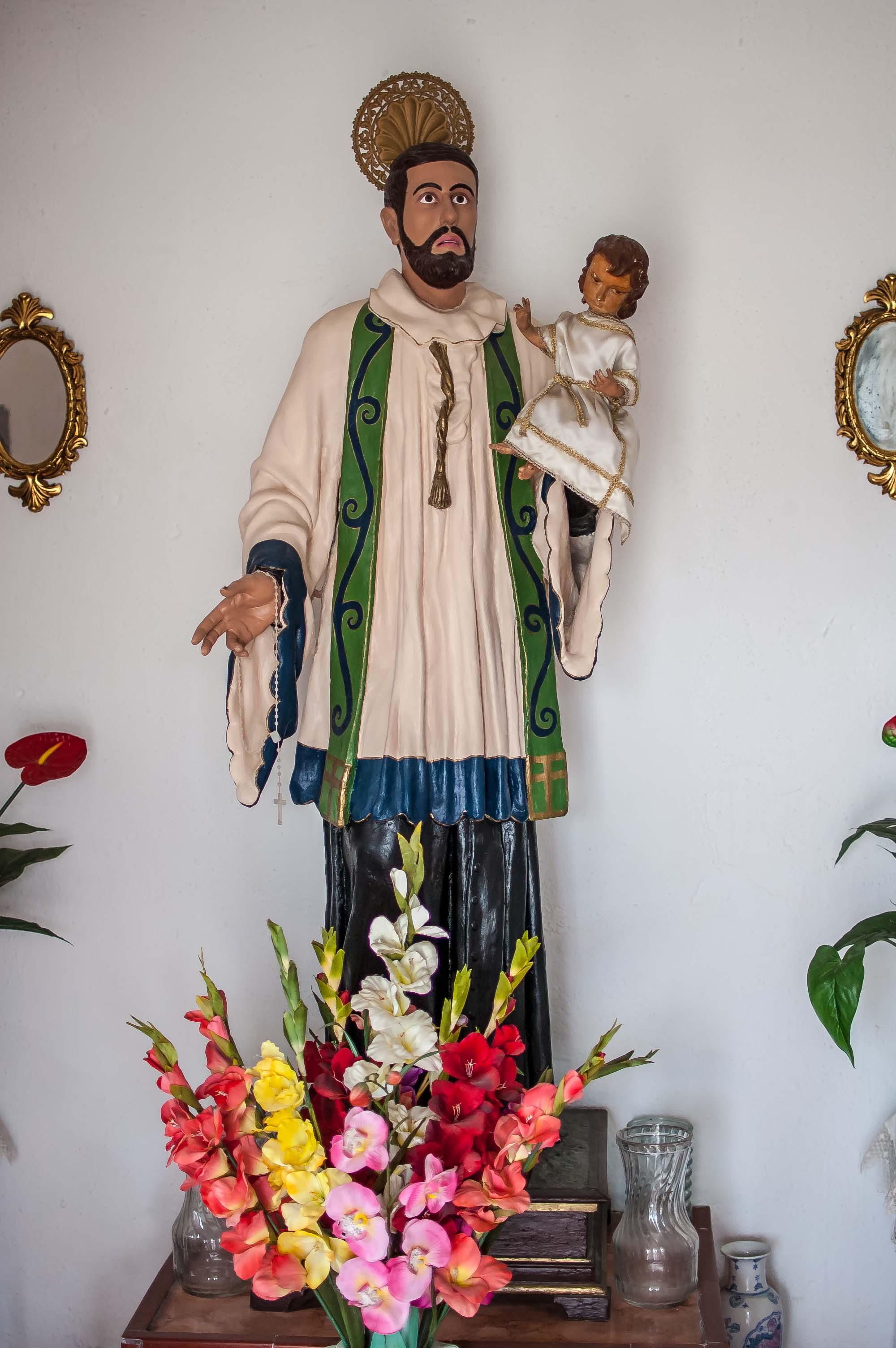 Un san cayetano con historia vagamundos fernando r - Hierros san cayetano ...