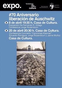 Auschwitz-Birkenau: expo fotografía | Fernando R. Ortega