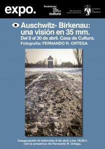 Auschwitz-Birkenau: una visión en 35 mm