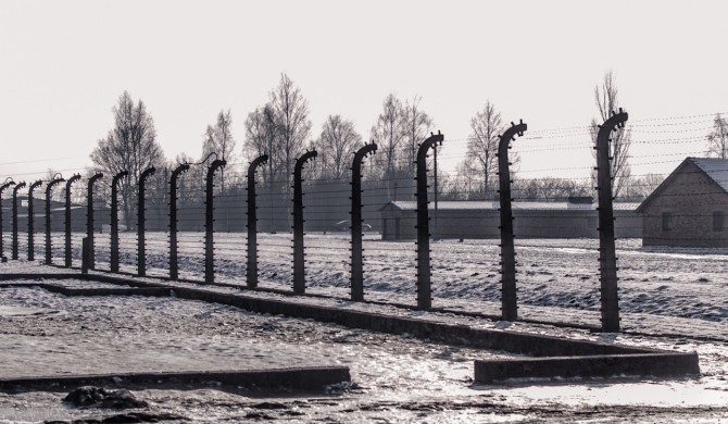 Auschwitz-Birkenau: Una visión en 35 mm | Expo fotografía | Fernando R. Ortega