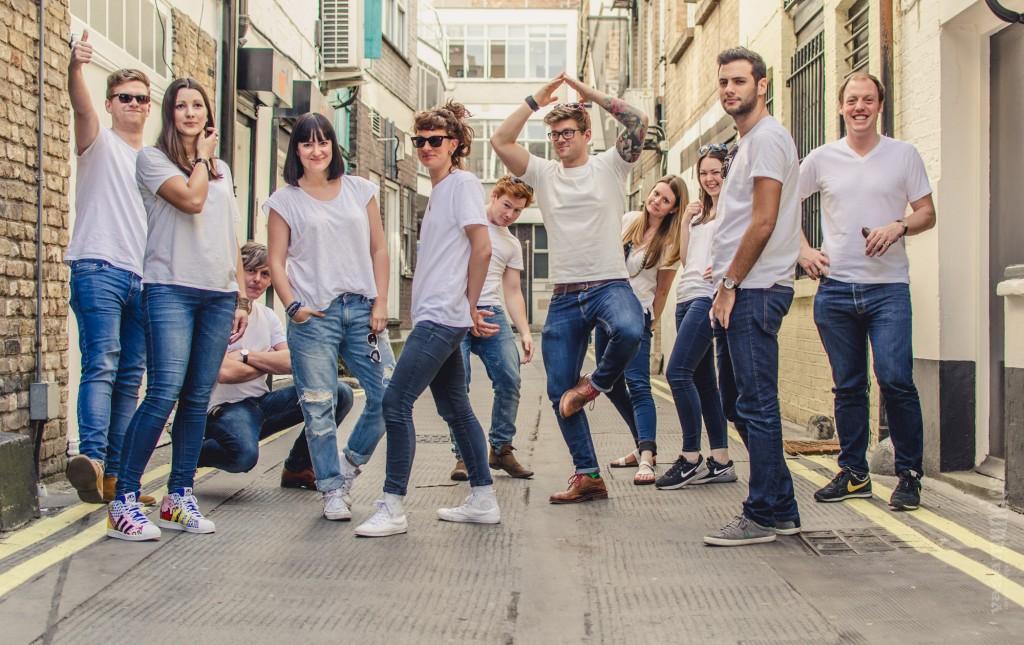 Team building | PutitOut | Photography | Fernando R. Ortega