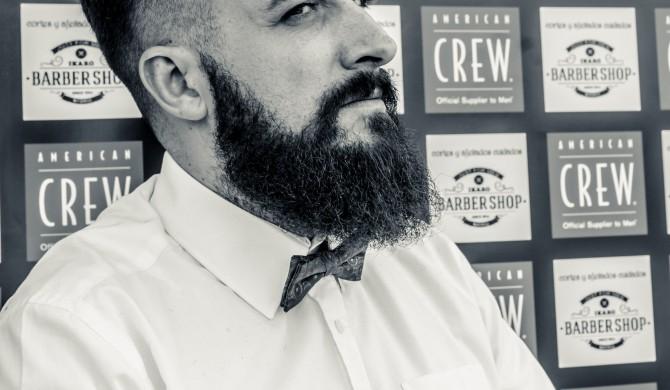 Alberto | Ikaro Barber Shop | Fernando R. Ortega | vagamundos