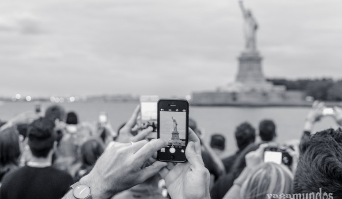 New York and Miss Liberty, mother of exiles | Fernando R. Ortega | Fotografia