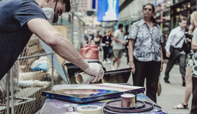 Arte urbano en New York | Streetphotography | Fernando R. Ortega | Vagamundos