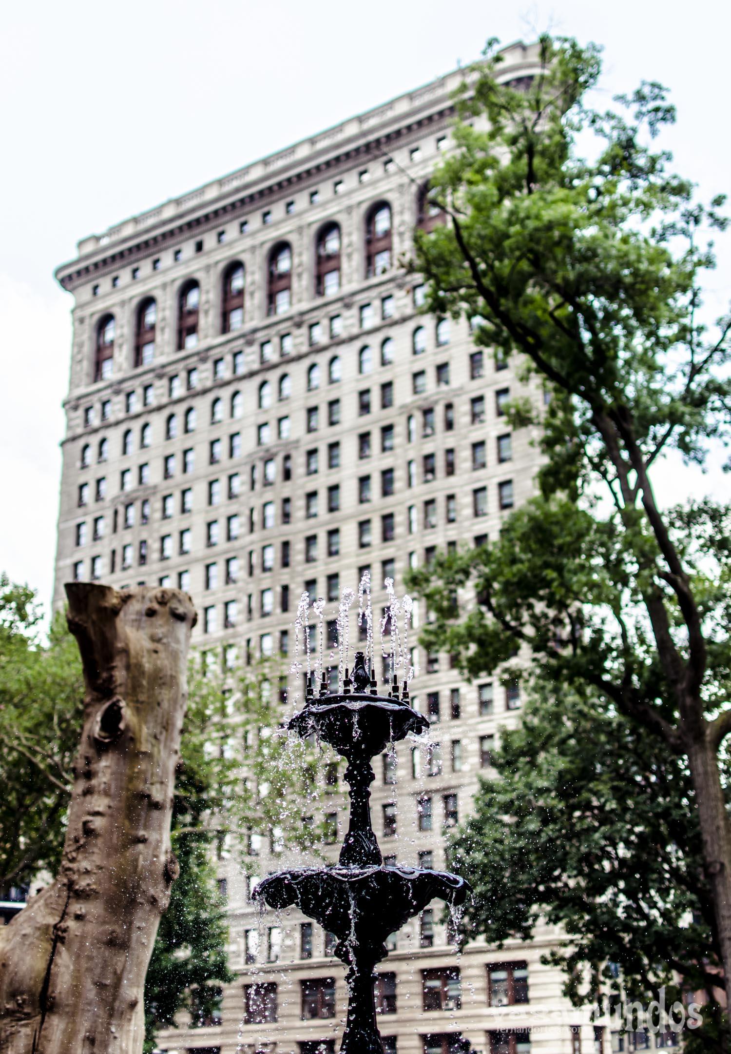What´s New York? New York is water   Fernando R. Ortega   Vagamundos