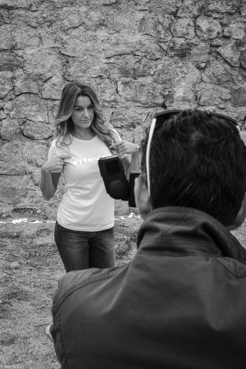 Mónica Martínez, integrante del proyecto #19mujeres