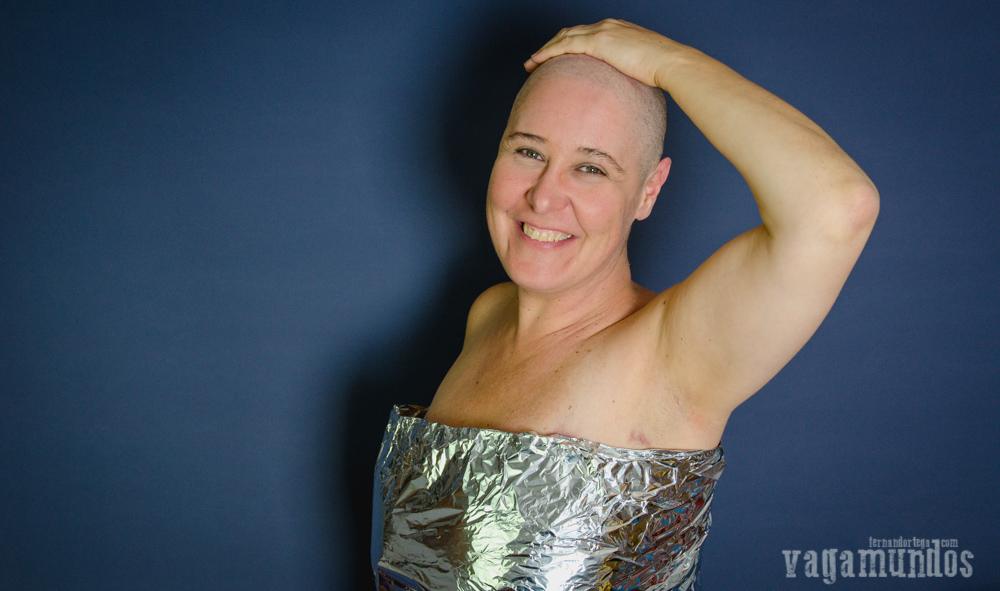 #19mujeres posan en una sesión fotográfica y reivindicar la importancia de la lucha contra el cáncer de mama   Vagamundos  