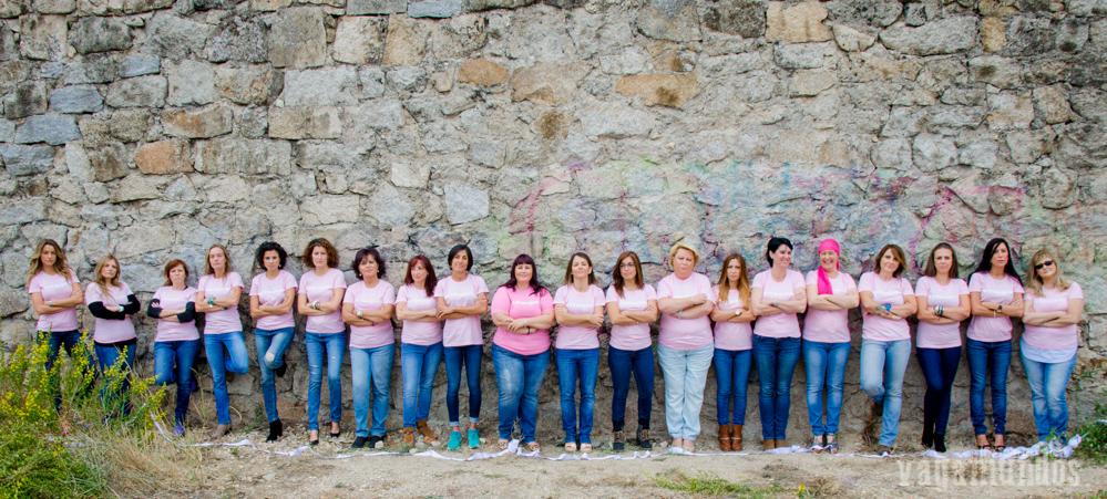 Proyecto #19mujeres posan para reivindicar la importancia de la lucha contra el cáncer de mama   Vagamundos   Fernando R. Ortega