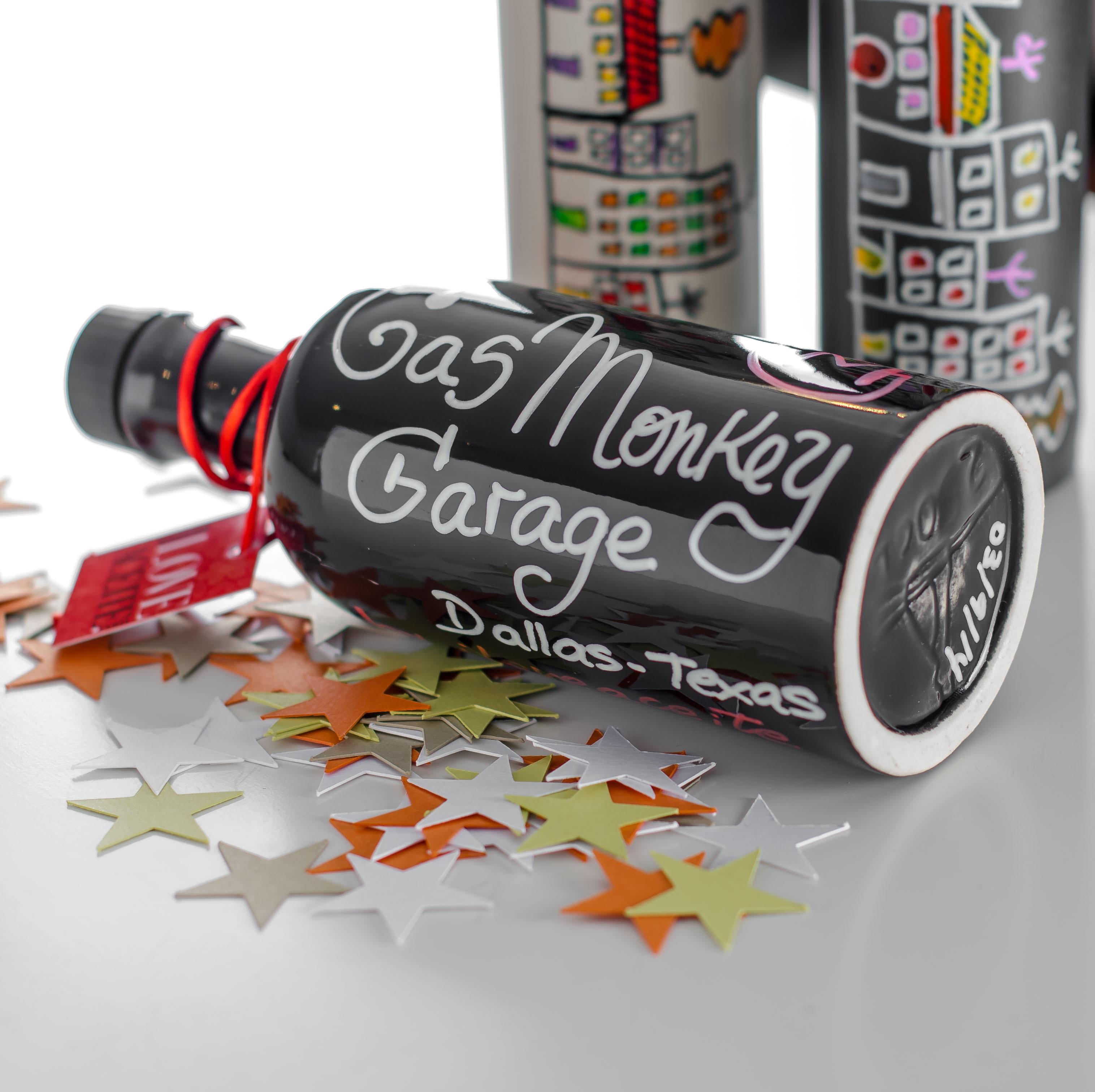 Botellas decoradas, personalizadas y customizadas | iloveaceite | regalo | aceite de oliva virgen extra