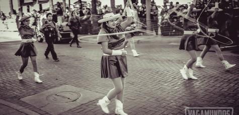 People of Western Heritage Parade   Vagamundos   Fernando R. Ortega   San Antonio   Texas