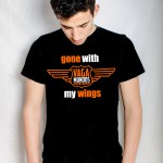 gone with my wings | naranja ! Fernando R. Ortega | Vagamundos