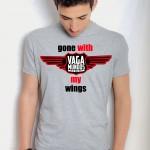 gone with my wings | gris ! Fernando R. Ortega | Vagamundos
