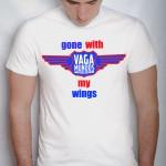 gone with my wings | blanco ! Fernando R. Ortega | Vagamundos