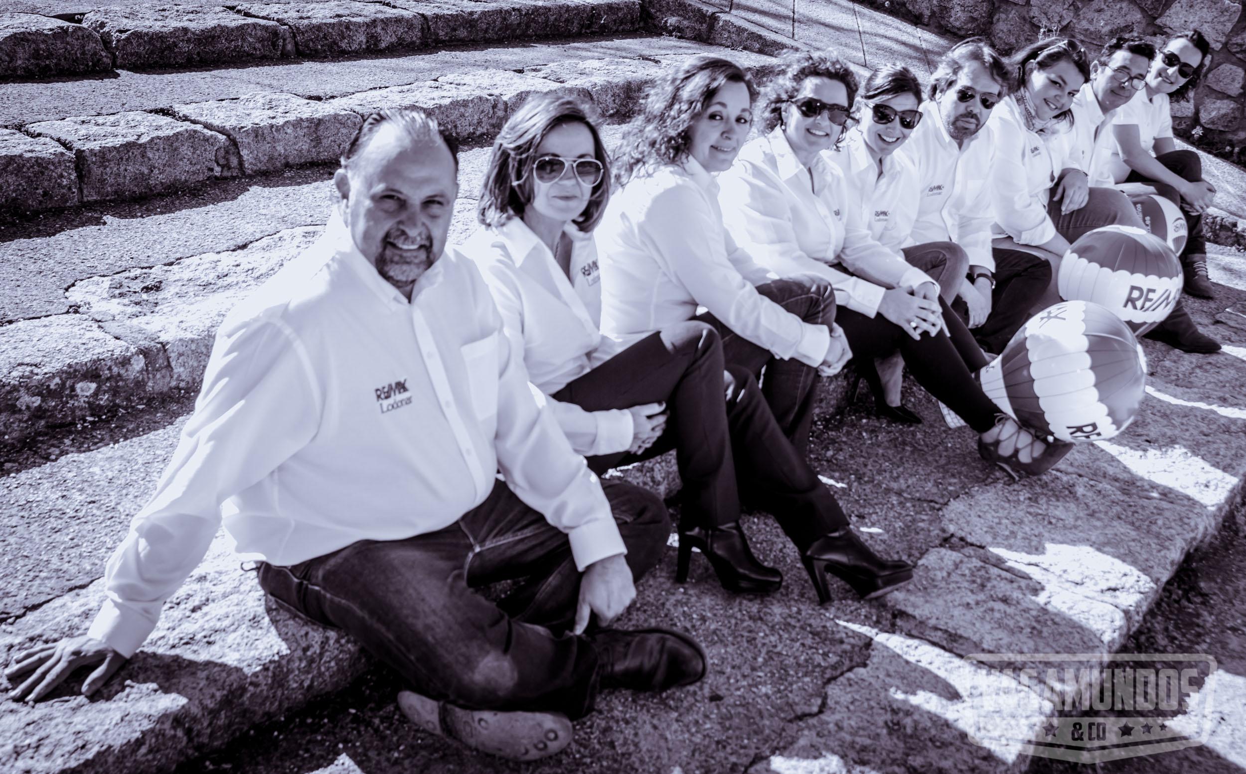 Team building y fotografía | Vagamundos | Fernando R. Ortega