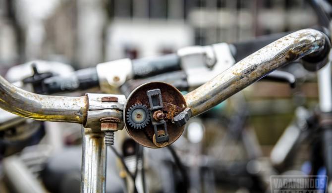 Amsterdam, city of bikes | Fernando R. Ortega | Vagamundos | Streetphotography