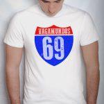Camiseta Vagamundos Route