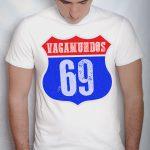 Camiseta Vagamundos RouteRoute vagamundos
