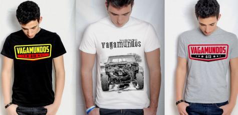 Colección camisetas Vagamundos   Fernando R. Ortega   Fotografía   Diseño   Moda