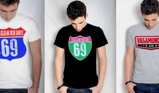 Camisetas Vagamundos | Fernando R. Ortega