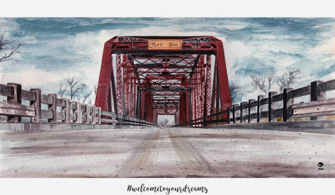 El puente   vagamundos   Fernando R. Ortega
