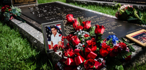 Tumba de Elvis Presley